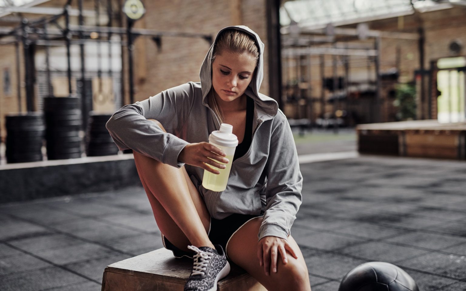 CItrullin-Malat Pre Workout Drink